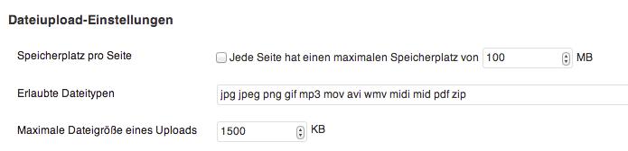 Wordpress Zip-Upload