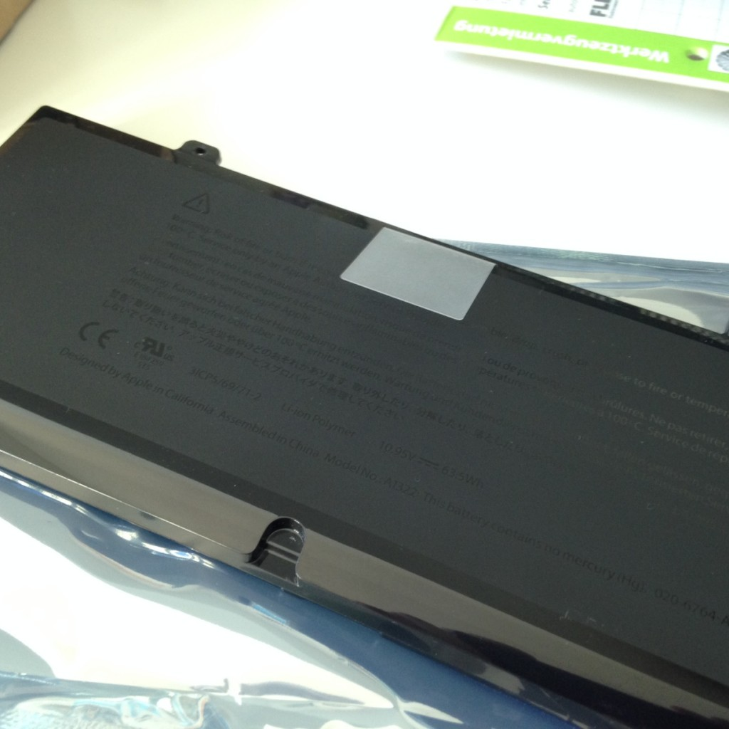 MacBook Pro Akku