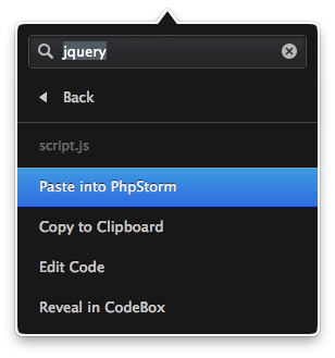 CodeBox Paste