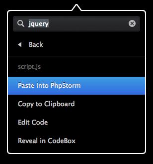 CodeBox Paste