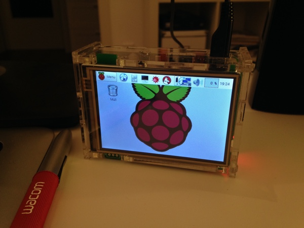 RaspberryTouch4