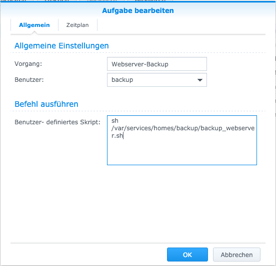 Synology_Backup_Cron_Web