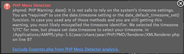 phpTimeZoneSettings